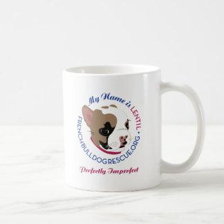 Lentil Perfectly Imperfect Coffee Mug