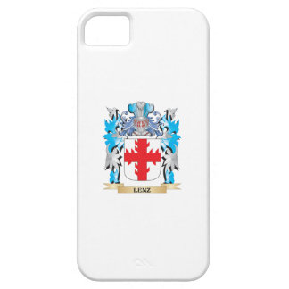 Lenz Coat of Arms - Family Crest Case For iPhone 5/5S