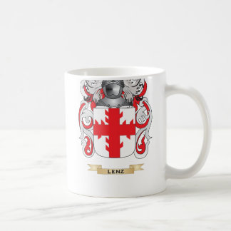 Lenz Coat of Arms (Family Crest) Coffee Mugs