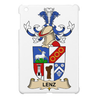Lenz Family Crest Cover For The iPad Mini