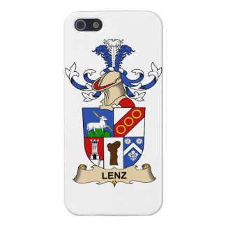 Lenz Family Crest iPhone 5 Cover