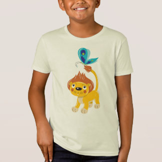 Leo and Butterfly T-Shirt