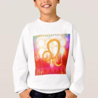 Leo Astrological Symbol Sweatshirt