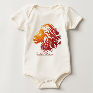 Leo Astrology Baby Products ~ Baby Bodysuit