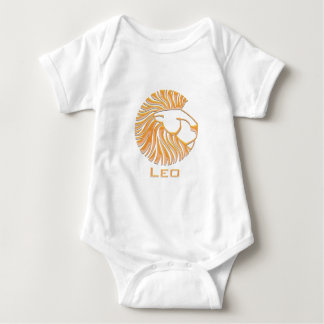 Leo Baby Bodysuit