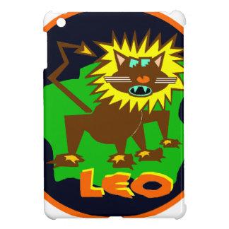 Leo Badge iPad Mini Covers