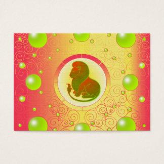 Leo Business Card
