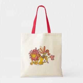 leo canvas bag