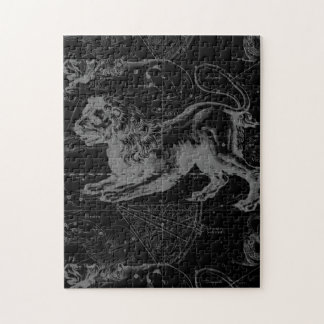 Leo Constellation Hevelius 1690 July23 - August 22 Jigsaw Puzzle