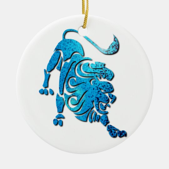 Leo Constellation Ornament