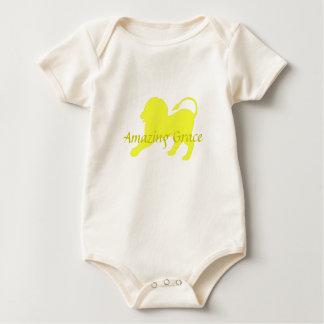 Leo DreamMaker Threads Baby Bodysuit