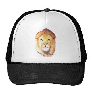 Leo el león gorro de camionero