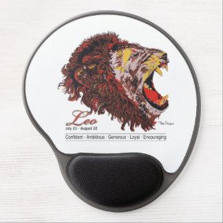 Leo gel mouse pad