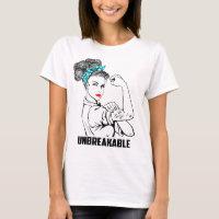 Leo Girl Unbreakable T-Shirt