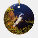 Leo Harrison St Pk~Pa Grand Canyon Double-Sided Ceramic Round Christmas Ornament