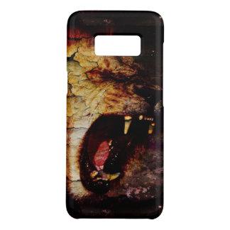 Leo horoscope safari wild Animal African Lion Case-Mate Samsung Galaxy S8 Case