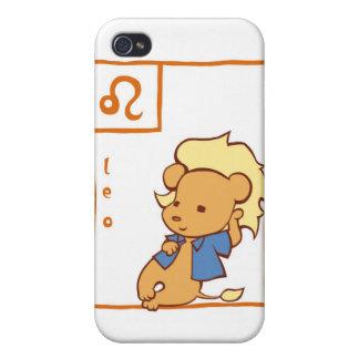 Leo iPhone 4/4S Fundas