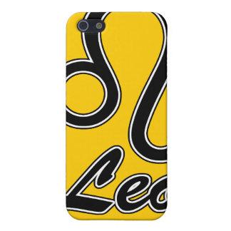 Leo iPhone SE/5/5s Case