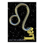 Leo - July 23 to August 22