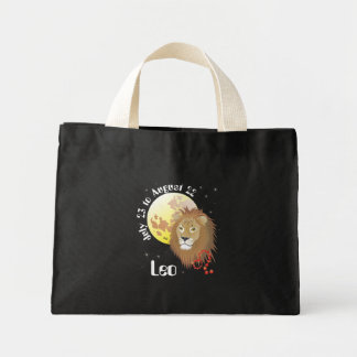 Leo July 23 tons of August 22 Bag