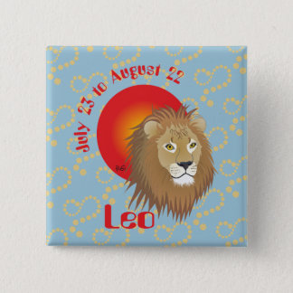 Leo July 23 tons of August 22 button