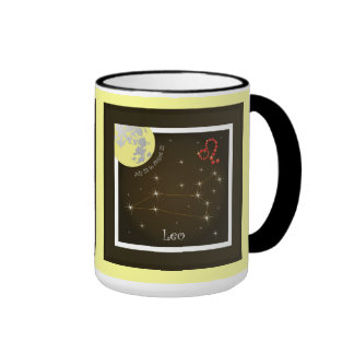 Leo July 23 tons of August 22 cup Coffee Mugs