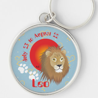 Leo July 23 tons of August 22 key chains