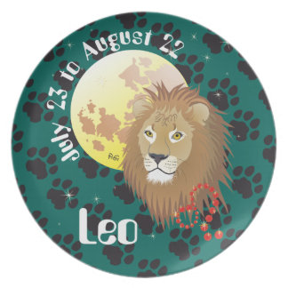 Leo July 23 tons of August 22 Plate
