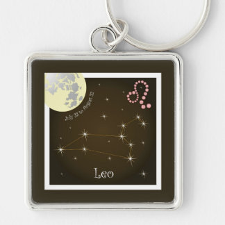 Leo July 23 tons of August of 22 key supporters Keychains