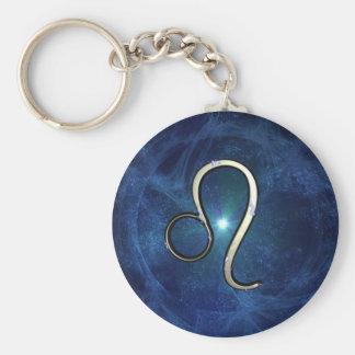 Leo Key Chain