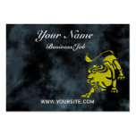 Leo Large Business Cards (Pack Of 100)