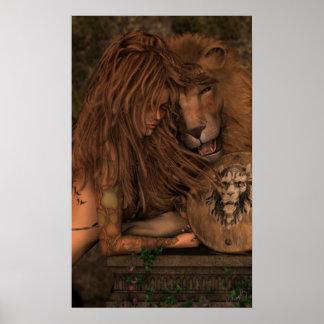 Leo: Lealtad cariñosa Póster