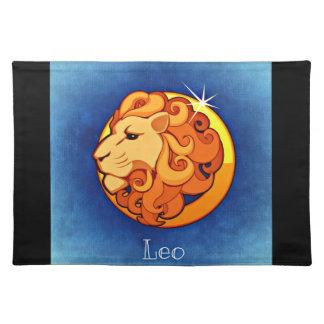 Leo leone cloth placemat