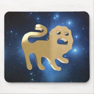 Leo, leone mouse pad
