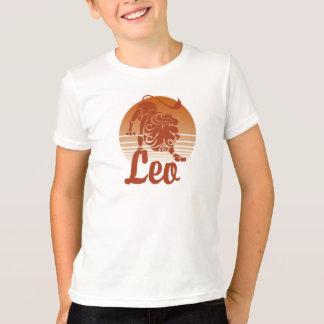 Leo Lion Zodiac T-Shirt