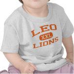 Leo - Lions - Leo High School - Chicago Illinois T Shirt