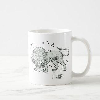 Leo - Loewe Classic White Coffee Mug
