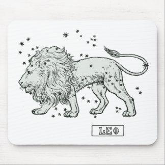 Leo - Loewe Mouse Pad