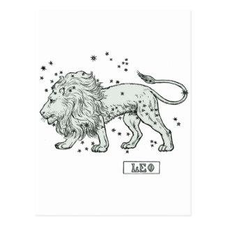 Leo - Loewe Postcard