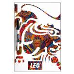 LEO MAYAN HOROSCOPES PRODUCTS Dry-Erase BOARDS
