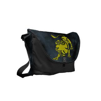 Leo Small Messenger Bag