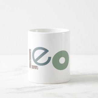 leo mugs
