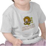 leo, pacificador, clase, sociable, encantando, art camisetas