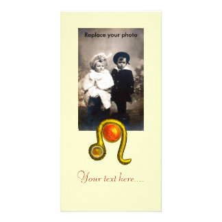LEO PHOTO CARD
