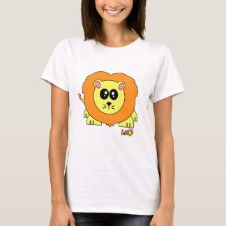 Leo Pudgie Pet T-Shirt
