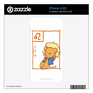 Leo Skins For The iPhone 4S