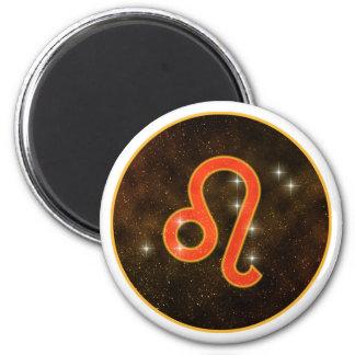 Leo Stars Magnet