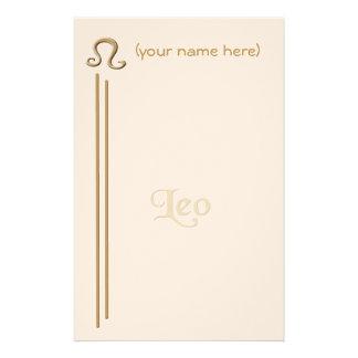 Leo Stationery