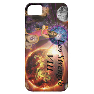 Leo Strength! iPhone SE/5/5s Case