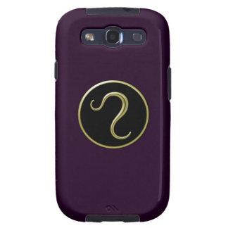 Leo Symbol Samsung Galaxy S3 Case